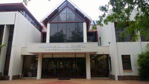 Rotorua Lakes Council building